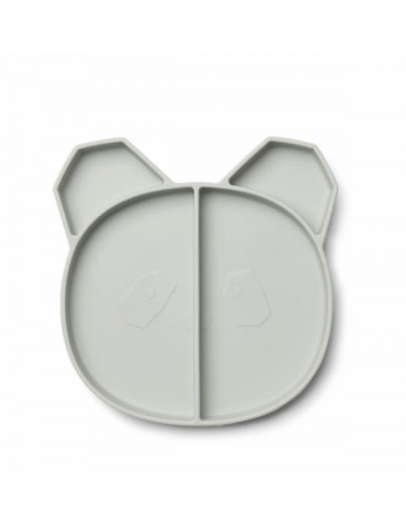 Assiette Dusty Mint Panda Maddox Multi Plate