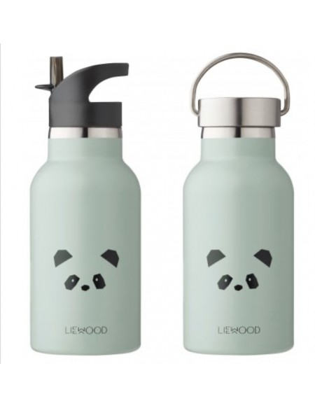 GOURDE ISOTHERME ANKER PANDA - DUSTY MINT Liewood