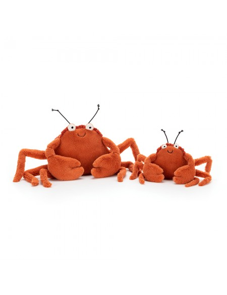 CRABE EN PELUCHE Small