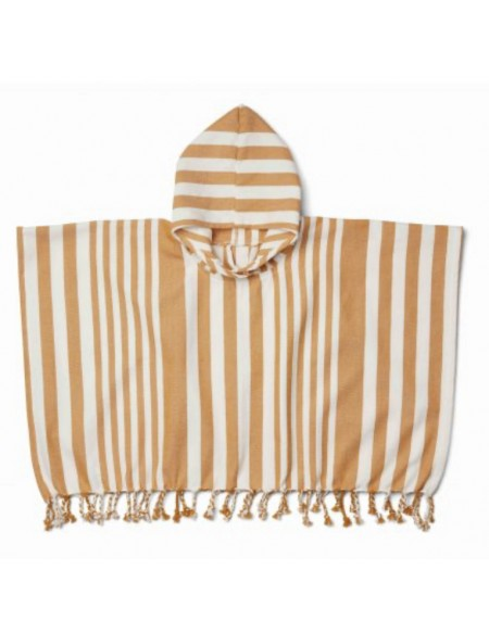 Roomie poncho liewood 2-4 ans