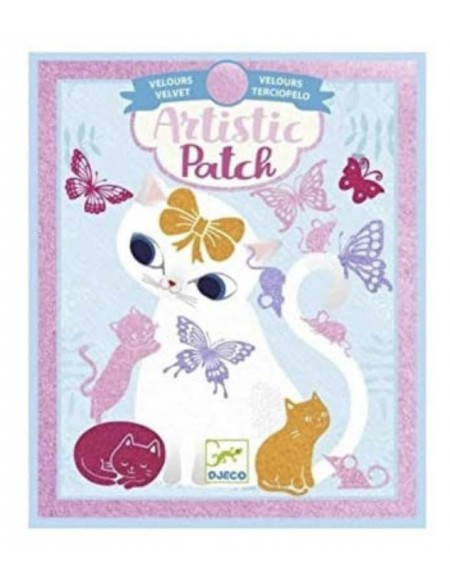 Little pets Artistic patch - Djeco