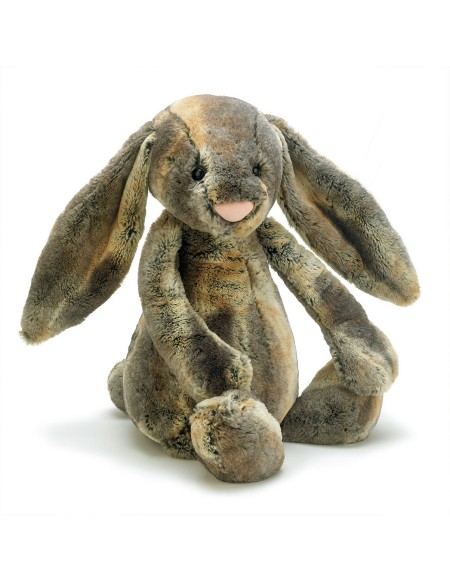 BAH2BW Bashful Cottontail Bunny Huge