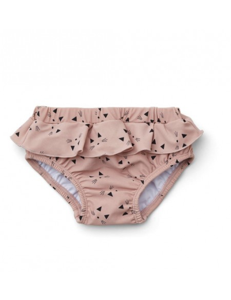 Elise Baby Girl maillot de bain Cat rose