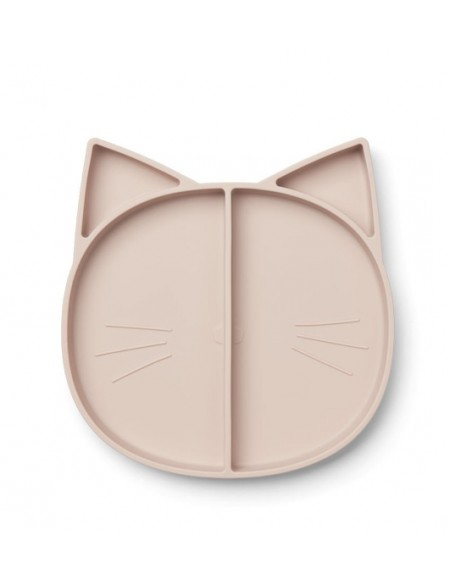 Maddox Silicone Multi Plate - Rose chat
