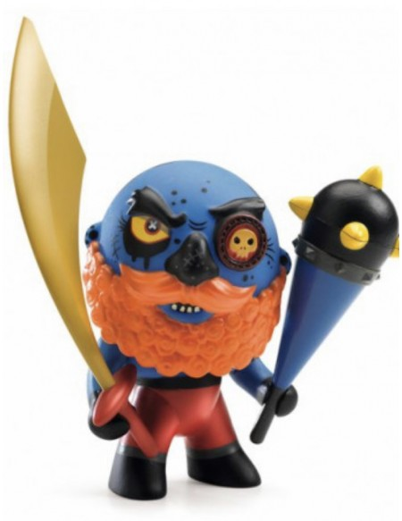 Figurine So hipster pirate Arty Toys - Djeco