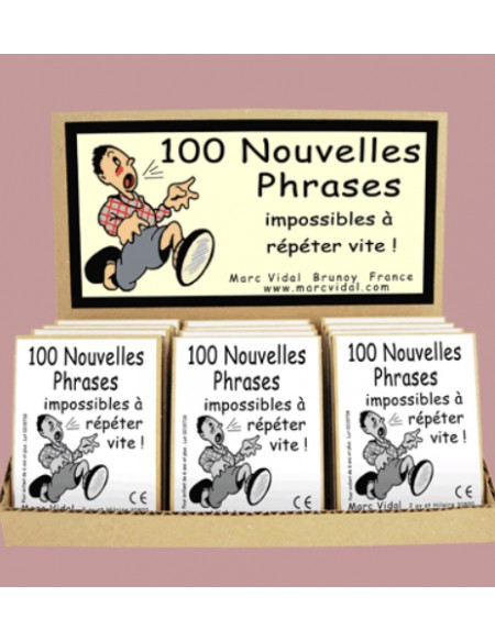 100 phrases impossibles a repeter
