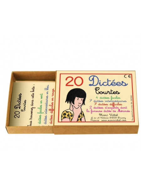 20 dictees courtes