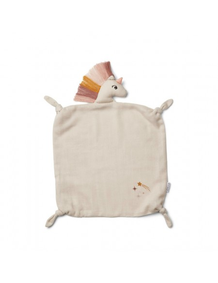 Agnete cuddle cloth sandy licorne