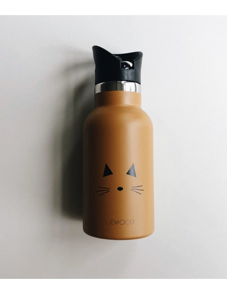 Gourde Anker - 350 ml - Chat moutarde