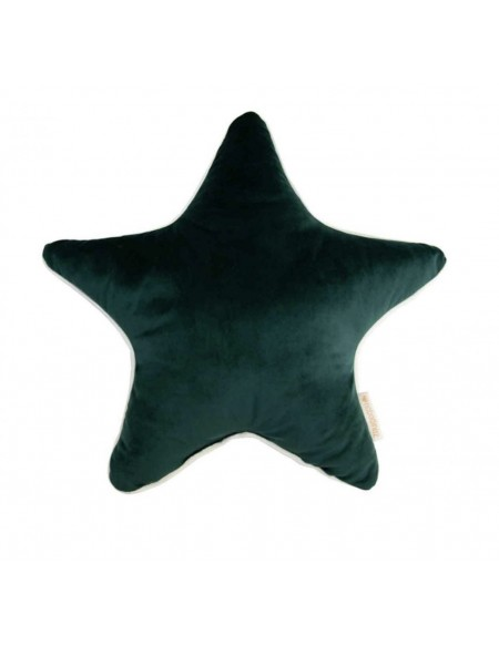 Coussin ARISTOTE STAR CUSHION 40X40 green
