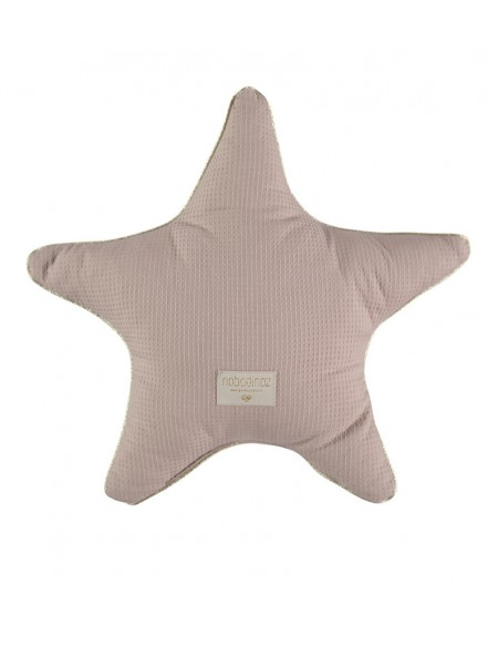 Coussin ARISTOTE STAR CUSHION 40X40 pink