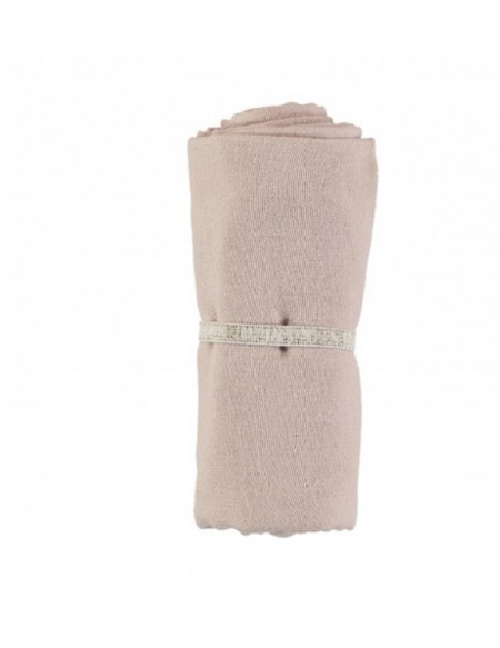 Lange BABY LOVE SWADDLE 70X70 pink