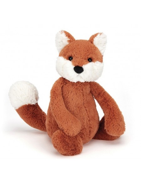 Bashful fox club small