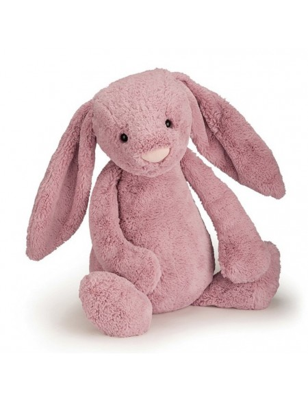 BASHFUL TULIP BUNNY SMALL lapin rose