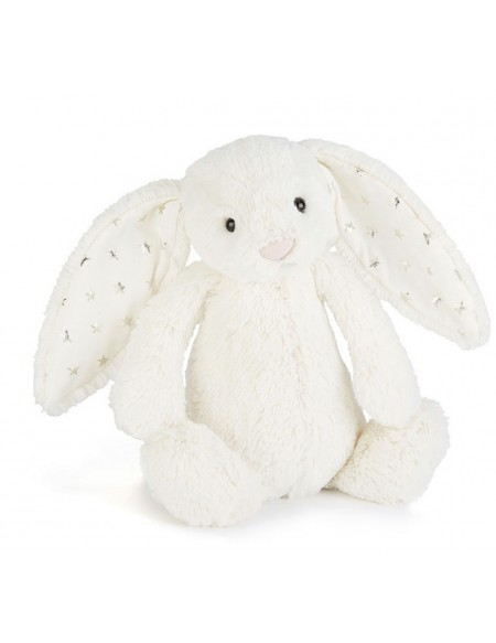 BASHFUL TWINKLE BUNNY MEDIUM Lapin blanc