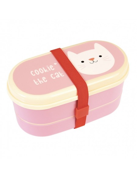 BOITE BENTO COOKIE THE CAT