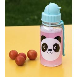 Bouteille d eau reutilisable panda