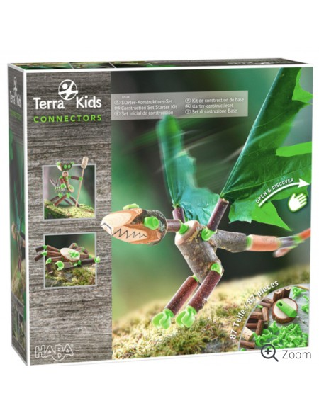 Connectors kit de base - Terra Kids