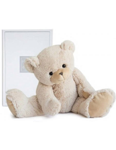 Grand calin ours beige 50 cm