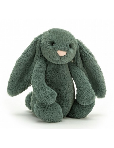 Medium bashful forest bunny