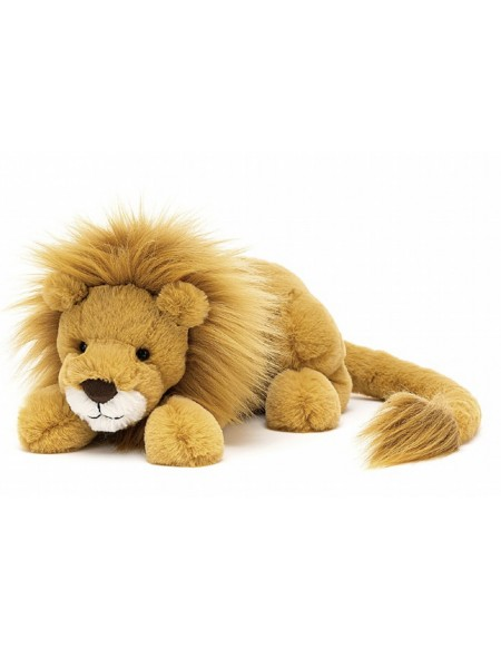 Louie lion large