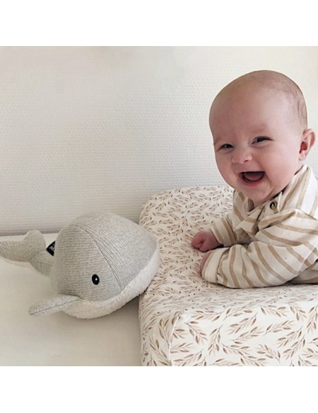 Moby baby comforter