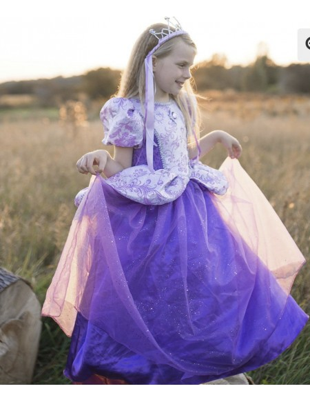ROBE ROYALE - PRETTY IN LILAC - 5/6