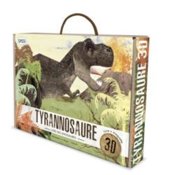 Maquette 3D Le tyrannosaure L'ère des dinosaures