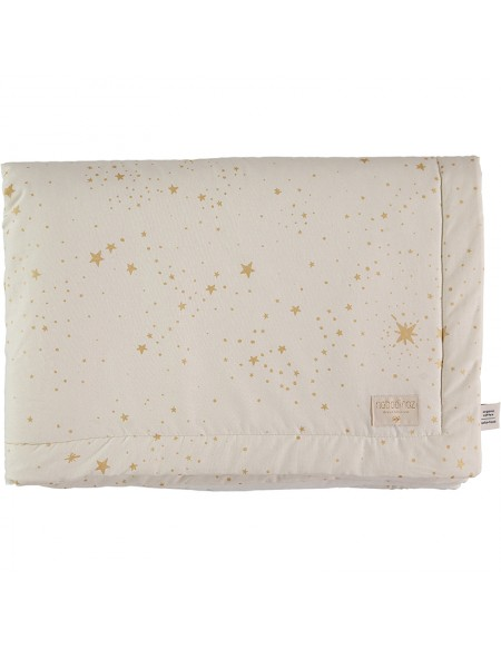 Couverture Laponia gold stella/ natural
