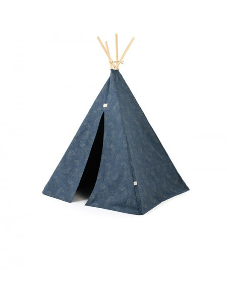 Tipi Phoenix gold bubble/ night blue