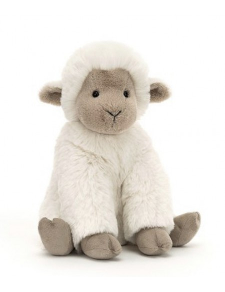 Peluche Agneau Libby Medium