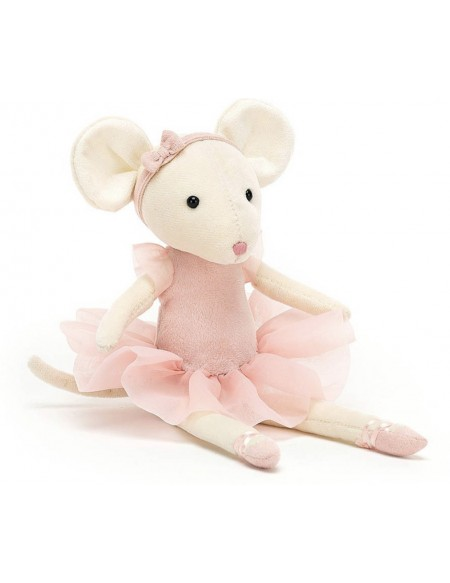 Peluche Souris Candy Pirouette
