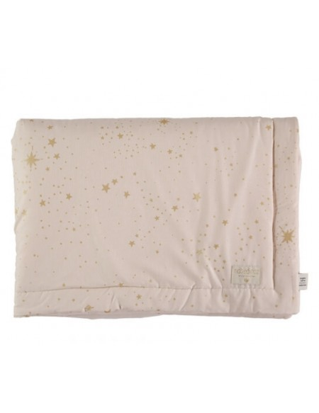 Couverture Laponia Gold stella Dream Pink