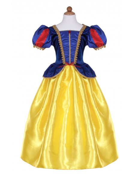 Robe Blanche Neige 3/4 ans