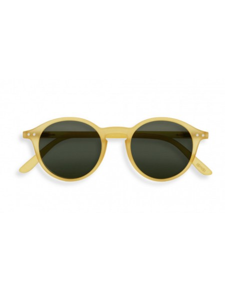 lunette adulte D yellow honey
