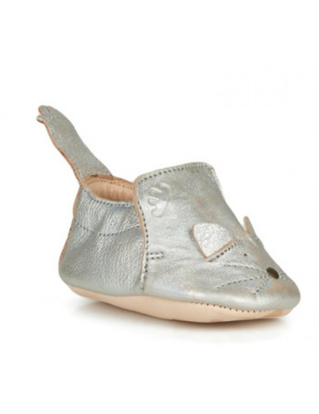 Chaussons blumoo chat laser
