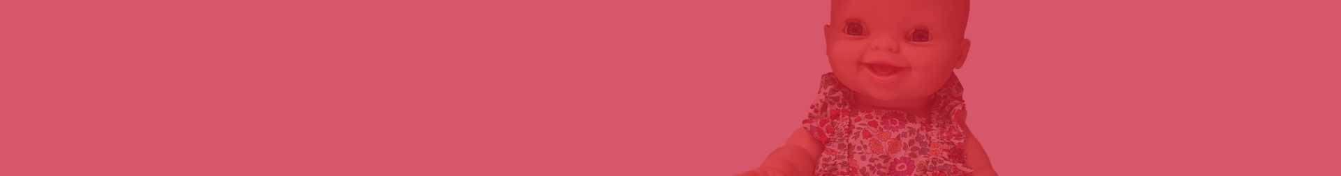 L'Ourson Rouge - Poupées