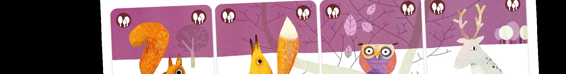 L'Ourson Rouge - Jeux de Carte