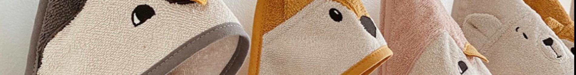 L'Ourson Rouge - Linge